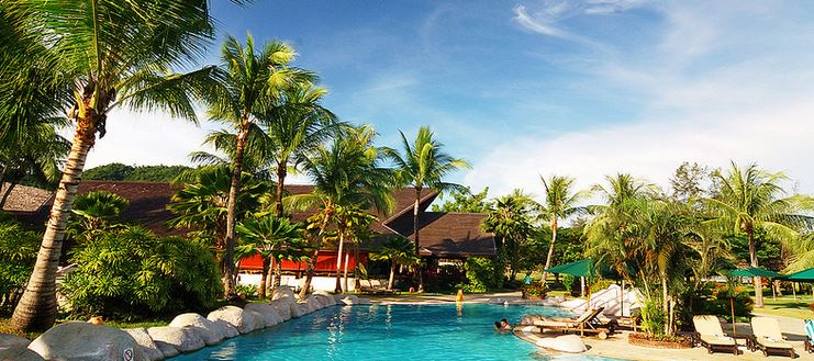 Nexus Karambunai Resort & SPA 4*